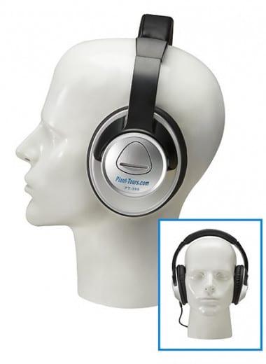 pt-395 headset