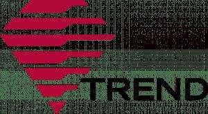 trend offset printing logo
