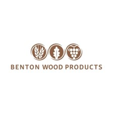 benton wood logo